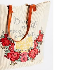 FREE PEOPLE Santa Cruz Tote